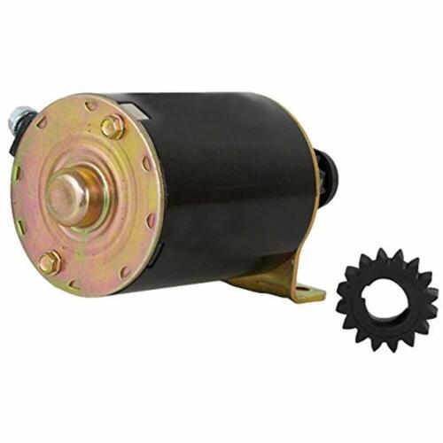 Starter Motor 391423 Cub Cadet Craftsman LT1000 LT3000 Briggs Stratton 11-24 Hp