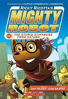 Ricky-Ricott-039-s-Mighty-robot-stupid-stinkbombs-from-Saturn-new-sameday-priority