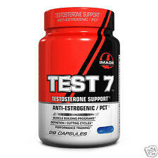 Image Sports TEST 7 PCT Define & Cut Muscle Mass Building & Toning(Best by 6/16)