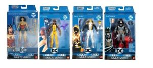 DC 6inch Multiverse Action Figures Series Toys