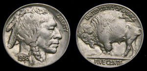 USA-1936-Indian-Head-or-Buffalo-Nickel-AU