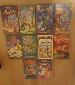 Walt Disney Classics Bundle x 10 see description for movies - <span itemprop='availableAtOrFrom'>Wigan, United Kingdom</span> - Walt Disney Classics Bundle x 10 see description for movies - Wigan, United Kingdom