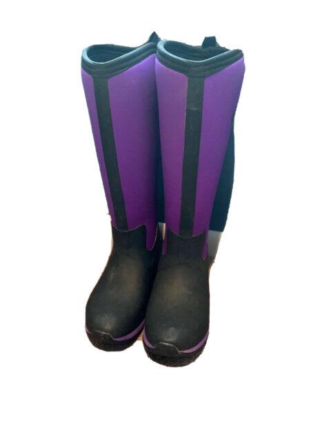 Ladies Muck Boots Arctic Adventure All Sizes Pink//Purple//Maroon