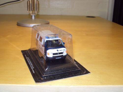 4 X 1:43 T1 VW Transporter microbús Splittie T2 Bay Ventana T4 /& T5 signo de estaño