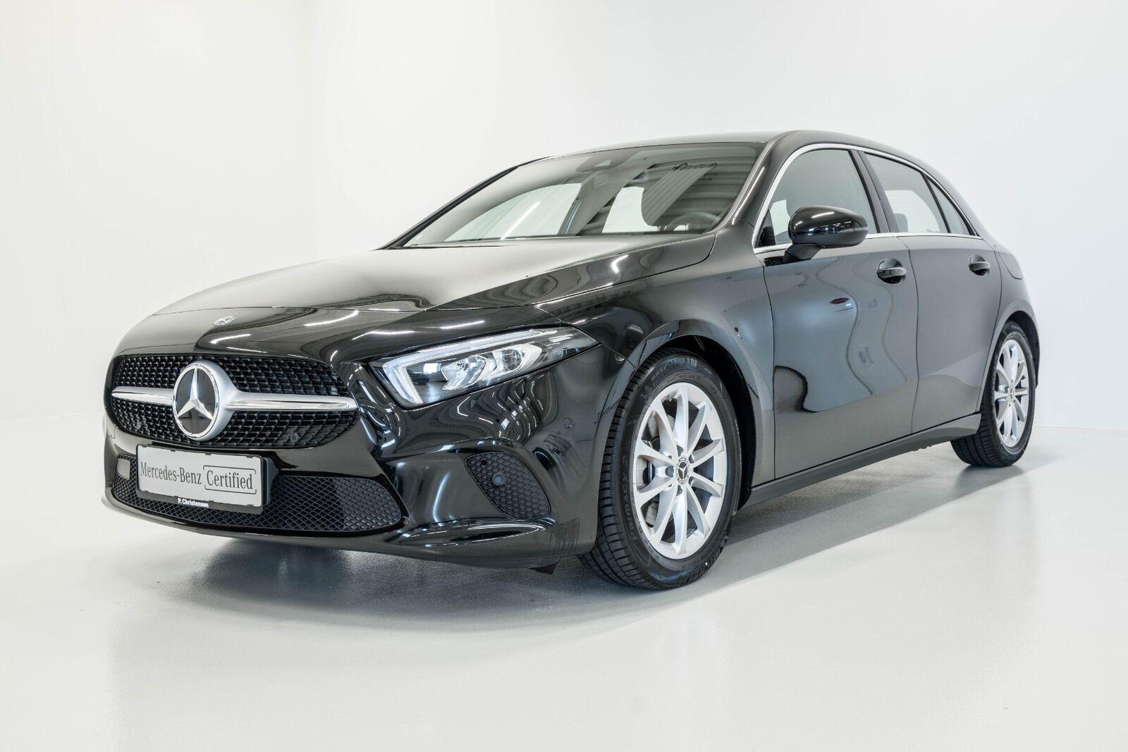Mercedes A200 d 2,0 Progressive Line aut. 5d - 344.900 kr.