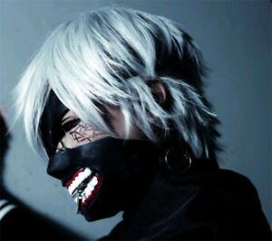 Tokyo-Ghoul-Ken-Kaneki-Mask-Japanese-Anime-Cosplay-Costume-Accessory-Prop-Mask