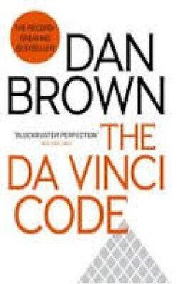 Treu Dan Brown __ The Da Vinci Code __ Weißer Einband___brandneue___werbeantwort Uk Ausgezeichnete QualitäT In