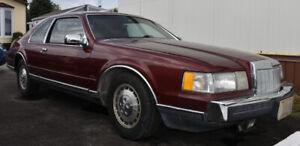 1986 Lincoln Mark Series LSC