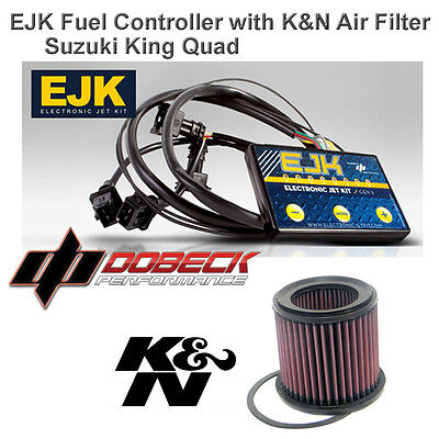 Dobeck EJK Fuel EFI Controller Gas Programmer Polaris Sportsman 800 Big Bore Kit