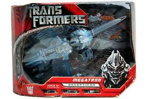 Transformers 2007 Movie Megatron
