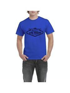 Las-Vegas-T-Shirt-Las-Vegas-Welcome-To-Las-Vegas-Nevada-in-Black-T-Shirt