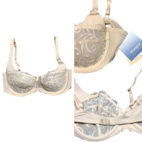Triumph Elegant Essence WH Damen Bügel BH ungefüttert Luxury Collection NEU