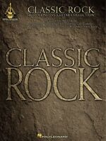 Classic Rock Sheet Music The Definitive Guitar Collection Guitar Tabla 000690474