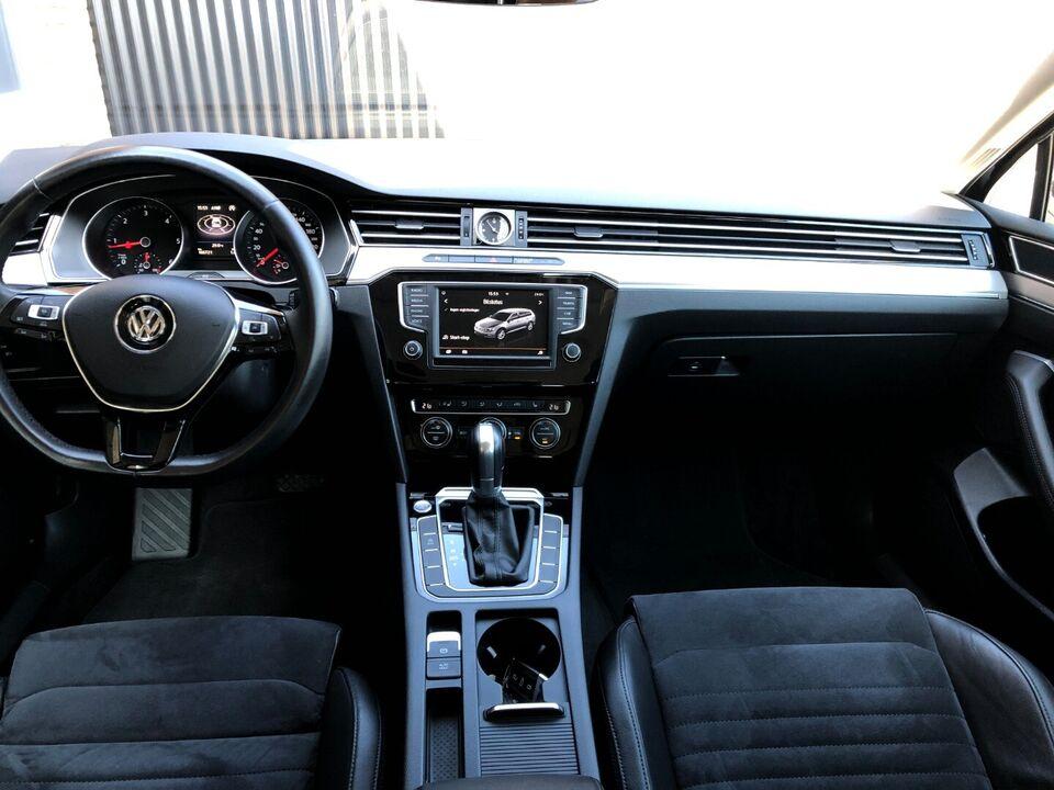 VW Passat 2,0 TDi 150 Highline Variant DSG Diesel aut.