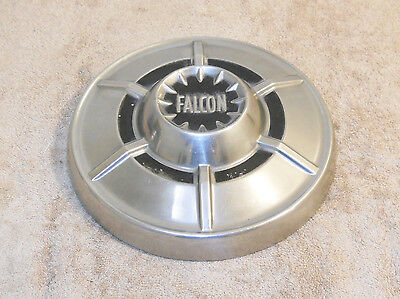 Coupe WHEEL 1965 Falcon DOG Convert Futura CAP POVERTY 1964 HUB Ford ORIG DISH w1td1v