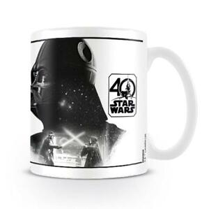 Star-Wars-40th-Anniversary-Tasse-Darth-Vader-Kaffeetasse-Kaffeebecher-NEU-OVP