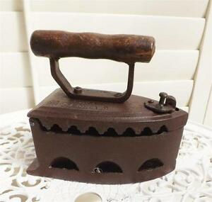 Image Is Loading CAST IRON DOOR STOP ANTIQUE STYLE COAL IRON