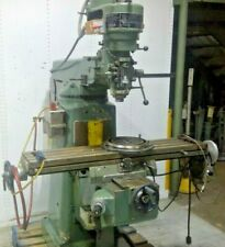 Knee Mill With 42 Bed