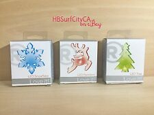 COLOR-CHANGING LED USB (3 Pack) Snowflake, Tree & Reindeer MULTI-COLOR LIGHT SET