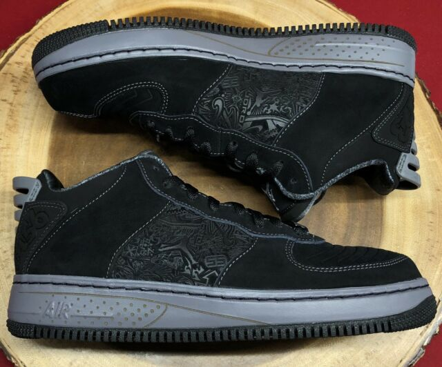 Size 8 - Jordan Fusion 20 Low Black