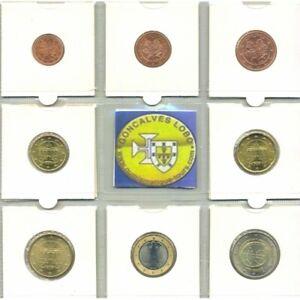 Allemagne 2009 J SERIE 7 MONNAIES ET 2 EURO Commemorative EMU  SUP-