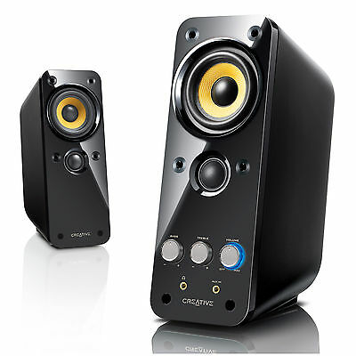 Creative GigaWorks T20 Series II 2.0 Lautsprecher