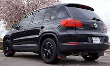 ROKBLOKZ Rally Mud Flaps for the 2007-2015 VW TIGUAN, Volkswagen