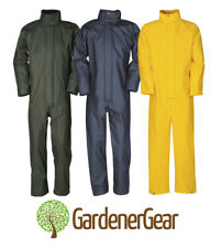 4964 Flexothane Montreal Coverall S//Yellow X//Large
