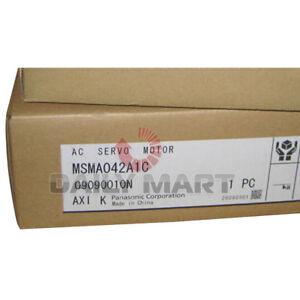 NEW-IN-BOX-Panasonic-Sunx-MSMA042A1C-Enclosed-AC-Servo-Motor-400w-Three-Phase