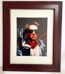 THE-TERMINATOR-1984-Sc-Fi-Action-Film-Arnold-Schwarzenegger-8-x-10-FRAMED-PHOTO