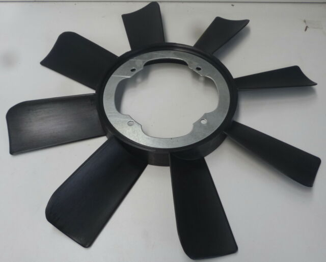 BMW E30 M3 3 SERIES 8 BLADE ENGINE RADIATOR THERMO COOLING FAN OEM 11521719267