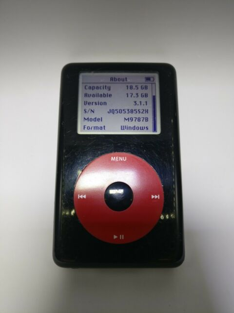 Apple Ipod 4g 20gb