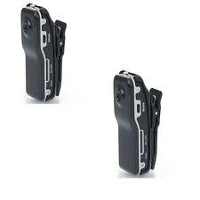 Lot 2 Mini MD80 DV DVR Hidden Thumb Video Recorder Camera Spy Webcam Camcorder