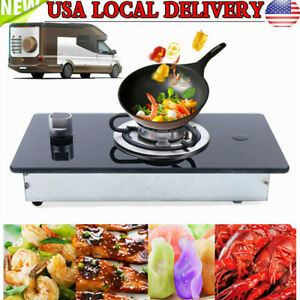 sale outlet with discounts Gas Cooktop Gas Stove Cooktop 1 Burner ...