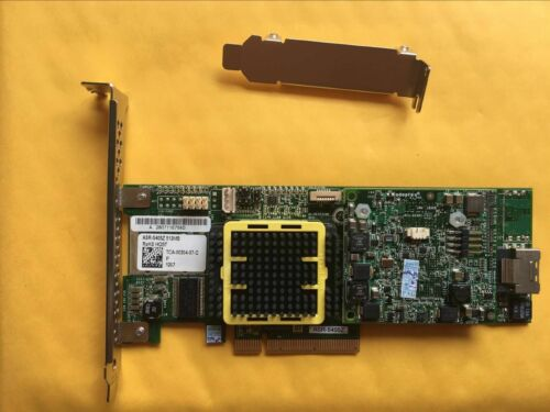 BBU Adaptec ASR-5405Z 512MB SATA SAS 4-Ports RAID PCI Express x8 Controller