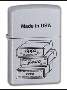 Zippo-Lighter-Bottom-Stamp-Date-Limited-Edition-Free-Pack-Of-Flints