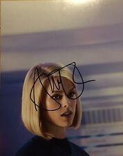 Alice Eve Signed 10x8 Photo - Star Trek