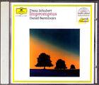 Daniel BARENBOIM: SCHUBERT 8 Impromptus D.899 935 DG CD Op.90 142 Impromptu