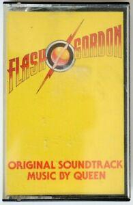 Cassette - FLASH GORDON - Original Soundtrack by Queen - TC-EMC 3351 (1980)