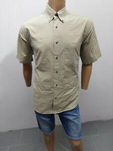 Camicia-TIMBERLAND-Uomo-taglia-size-M-shirt-man-chemise-maglia-polo-cotone-5326