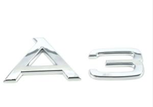 Genuine New Audi A3 Arrière Badge pour A3 Berline Cabriolet Sportback Quattro 2003+