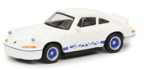 Schuco 26399 - 1/87 Porsche 911 2.7 RS-blanco-nuevo