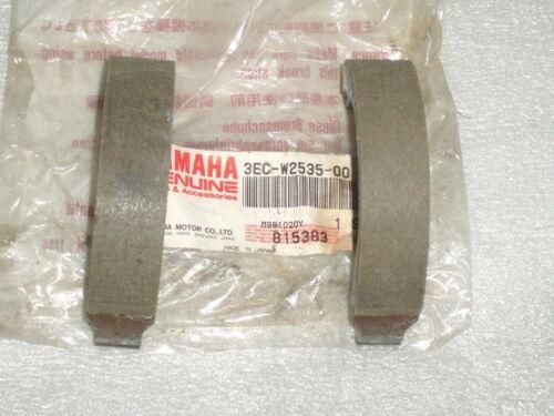 Yamaha PW50 PW 50 Y-Zinger TTR90 Front Brake Shoe Set OEM NOS 3EC-W253A-00-00