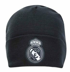 Adidas-Men-Beanie-Real-Madrid-Soccer-Spain-Hat-Football-Headwear-Bale-CY5599-New