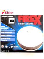 Kidde Firex I4618 Ac/dc Ionization Smoke Detector W/ Battery Back-up 10-pack