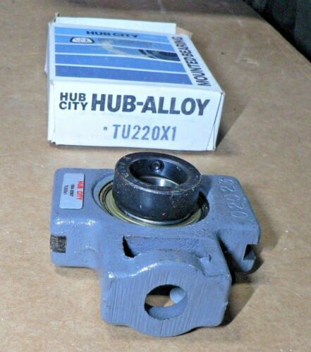 "Hub City Take Up Bearing ECCENTRIC COLLAR BEARING TU220X1 1/"" bore"