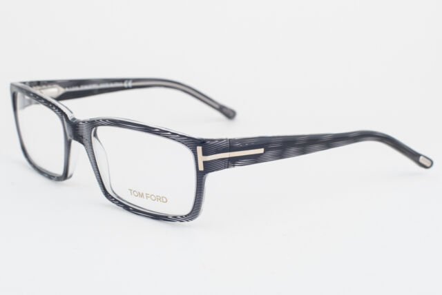 a2d36f69f3 Tom Ford 5013 R92 Striped Gray Eyeglasses Tf5013 R92 for sale online ...