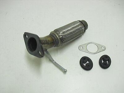 Reparaturrohr für Katalysator Ford Focus II 1.8 2.0 Flexrohr Abgasanlage