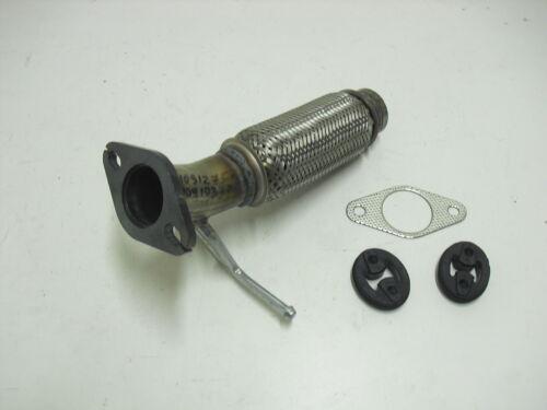 Reparaturrohr für Katalysator Volvo C30 S40 II V50 1.8 2.0 Flexrohr Auspuff