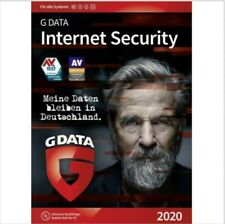 Artikelbild  GData InternetSecurity 2020 1PC, NEU&OVP